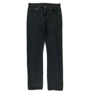 Levi's 501 Button Fly Jeans Straight jean 32x34